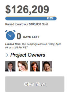 Crowdfunding:  Six Tips for Making Your First Campaign a Success