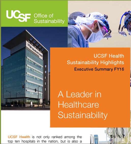 University of California, San Francisco | Green Impact