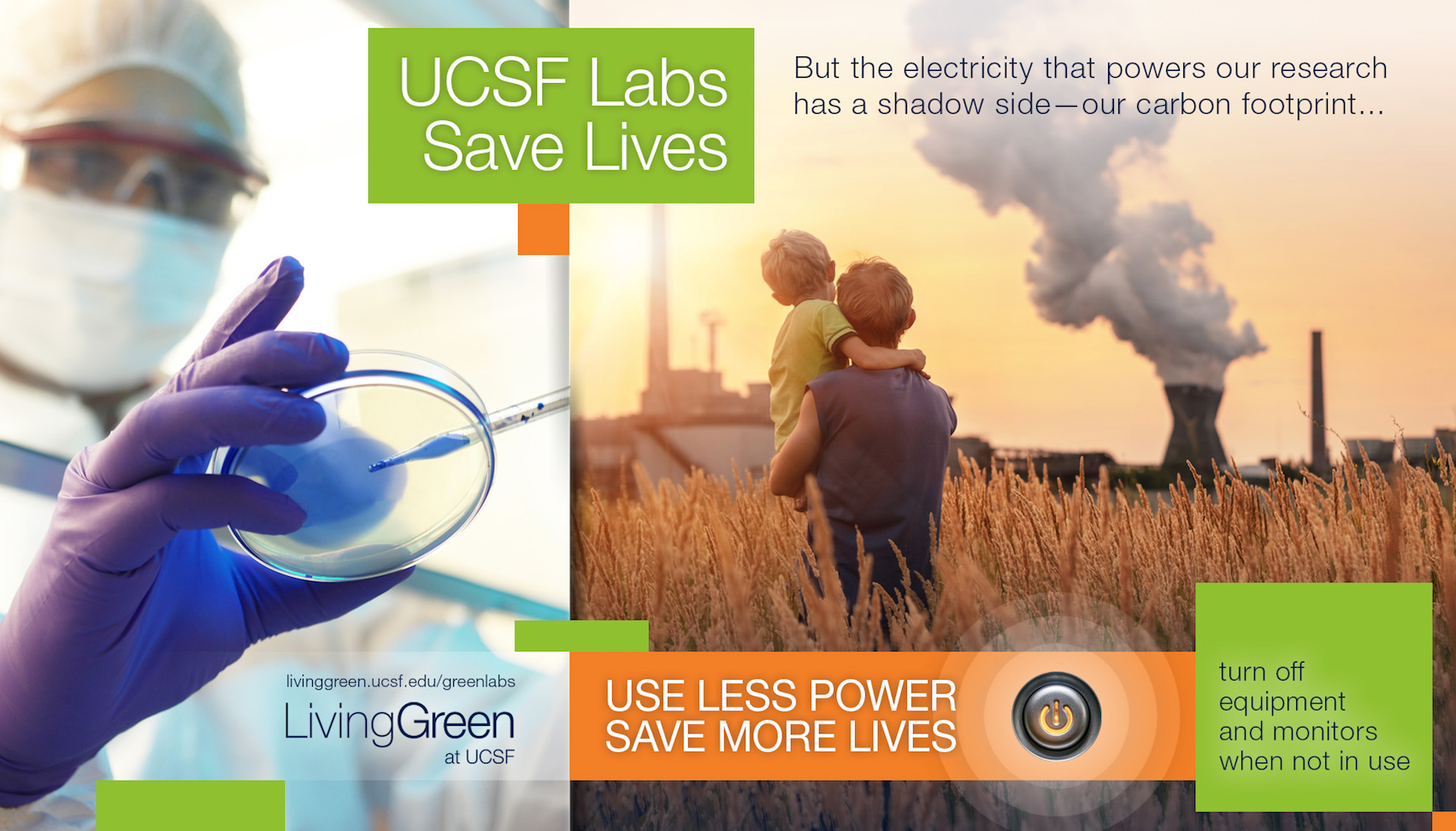 UCSF Green Labs Poster