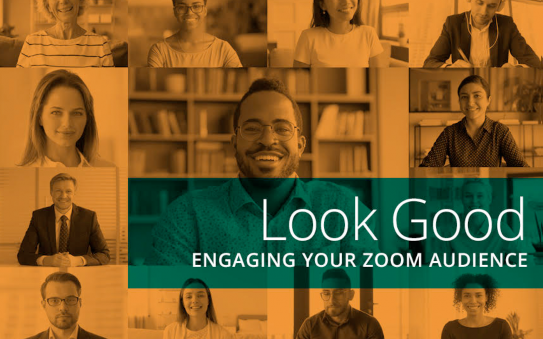 How to Not be Deadly Boring on Your Next Zoom Presentation: 4 Tips