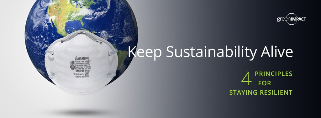 Keep sustainability alive